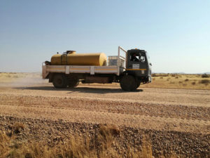 Dankocom - Access Road Maintenance with Dust Suppression | The African Tenure Solutions (PTY) Ltd
