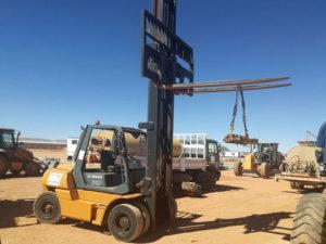 Dankocom - Rental of 7ton Forklift
