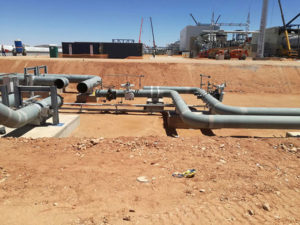 Pipeline Construction | The African Tenure Solutions (PTY) Ltd