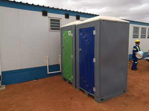 VIP and Portable Toilets | The African Tenure Solutions (PTY) Ltd
